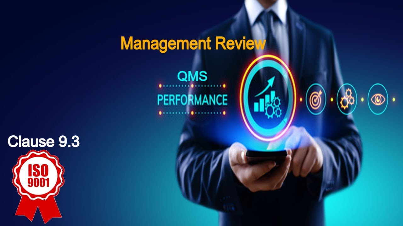 ISO 9001 | QMS | Understanding Clause 9.3 | MANAGEMENT REVIEW .
