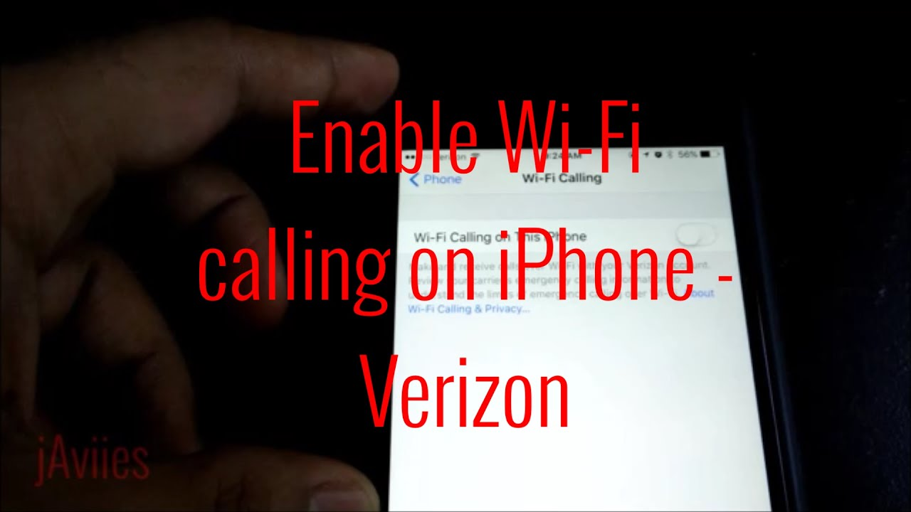 wifi phone calls iphone how to enable wifi calling on iphone 6 plus for verizon 16508