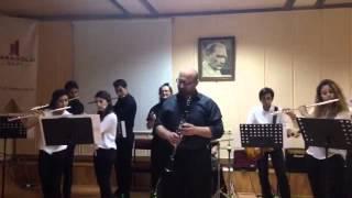 """Bef Flute Choir """"S.Joplin-Original Rags"""""""