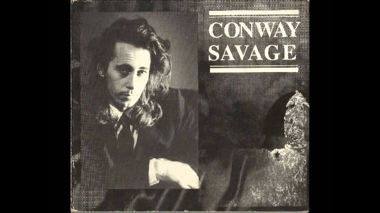 Conway Savage - When The Moon Is Gone