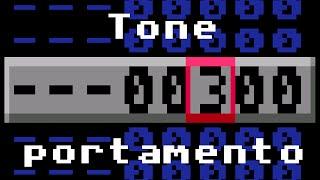Protracker Tutorial - Episode 04 - Tone portamento (The 3 command)