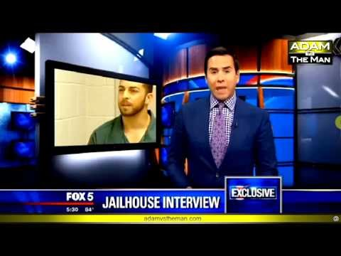 Fox Exclusive Interview with Adam Kokesh from Jail 130718