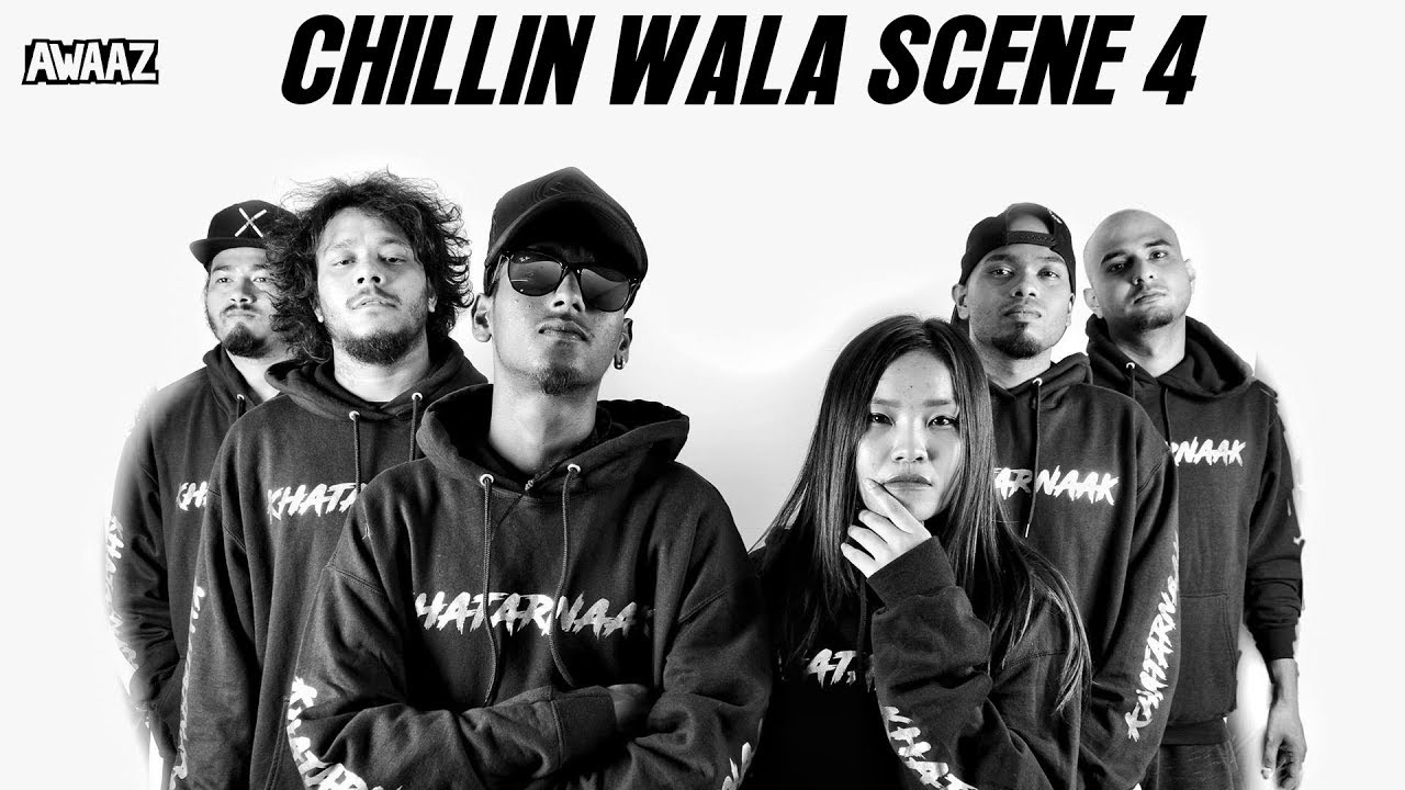 Chillin Wala Scene 4 - Khatarnaak - Sun J, Tapas, Jinn, Shan Krozy, Cecilia, Sushanto #1