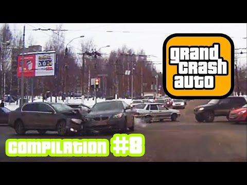 видео: Лучшая Подборка Аварий и ДТП || #8 || Car Crash Compilation 2016 || 18+