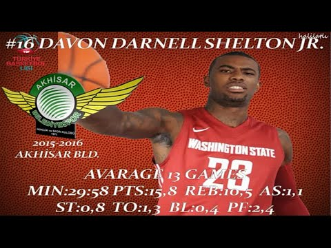Download D.J. Shelton JR 2015-2016 Akhisar Belediyespor TBL