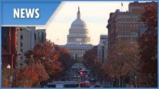 US government shutdown looms over festive period