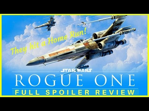 Rogue One FULL Spoilers Review (Blue Harvest Star Wars Talk)