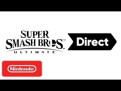 Super Smash Bros. Ultimate DIRECT INCOMING?! - NEW HINTS Point to it Soon!