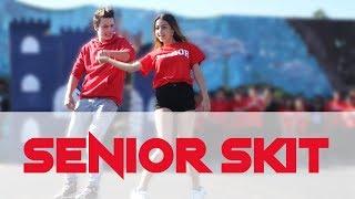 Video Lynbrook 2018 Senior Homecoming Skit download MP3, 3GP, MP4, WEBM, AVI, FLV November 2018