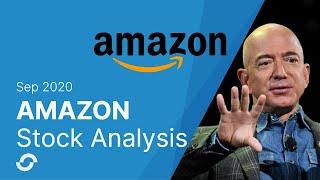 How to buy Amazon stocks expecting a correction September 2020