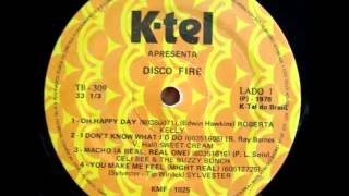 Disco Fire - Side 1 (1978)