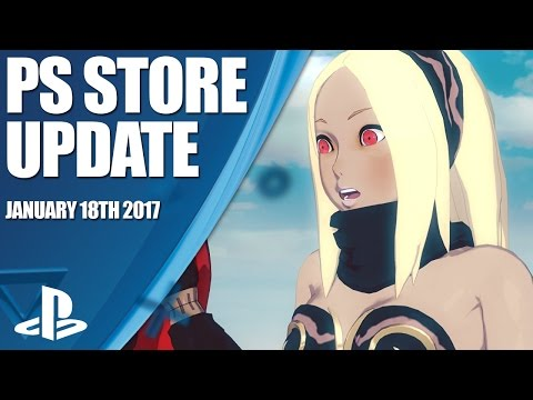 PlayStation Store Highlights - 18 January 2017