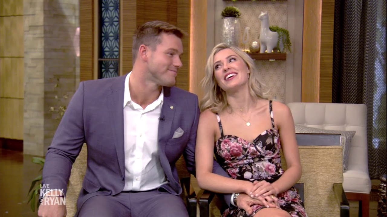 """""""The Bachelor's"""" Colton Underwood and Cassie Randolph Answer Fan Questions"""