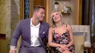 """The Bachelor's"" Colton Underwood and Cassie Randolph Answer Fan Questions"