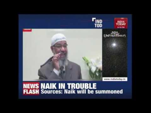 Exclusive Interview Of Zakir Naik Denying Charges Against Him