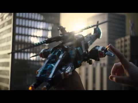 LEGO® Ultra Agents UltraCopter Vs Anti TVC