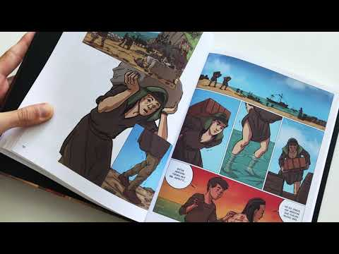 la-catedral-del-mar.-el-cómic-basado-en-el-best-seller-de-ildefonso-falcones-/-páginas