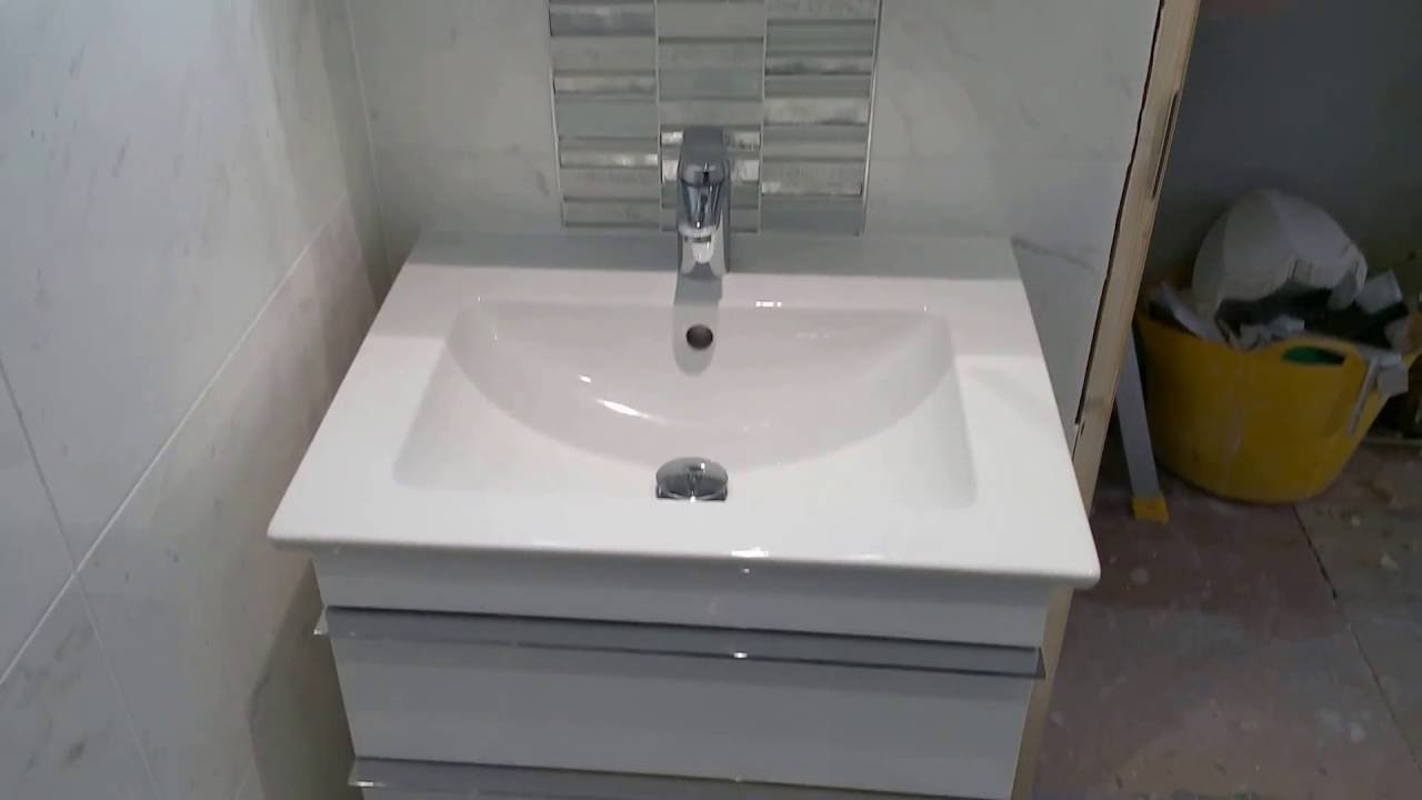 Villeroy And Boch Vanity villeroy and boch venticello xxl vanity unit - youtube