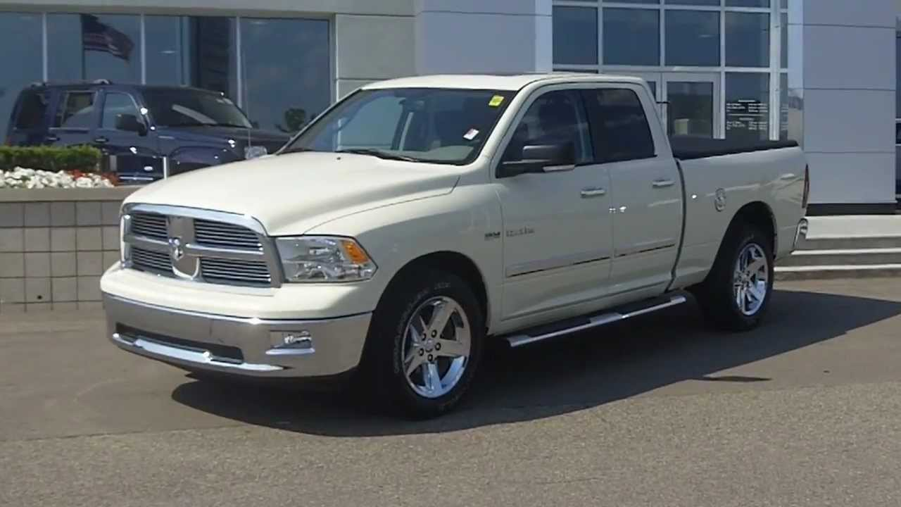 2010 dodge ram 1500 4x4 big horn edition suburban chrysler dodge jeep ram of troy youtube. Black Bedroom Furniture Sets. Home Design Ideas