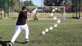 HELIUM FOOTBALL CHALLENGES