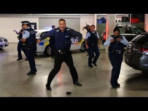 Kiwi police launch wacky recruitment drive video