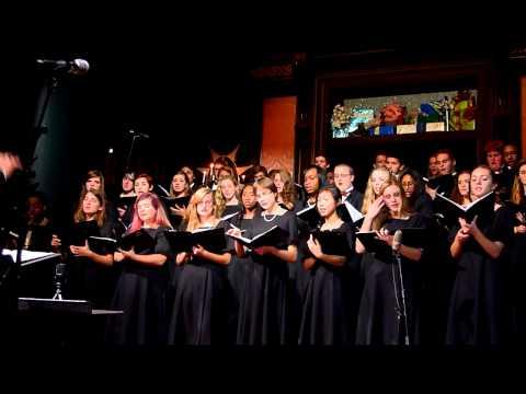 Fum Fum Fum - Concord High School Chorale