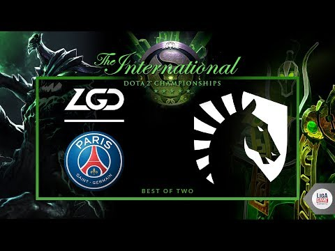 Liquid VS Fnatic (BO2) - The International 2018  Group Stage Day 1