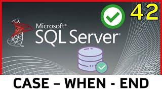 Curso SQL Server - 42. Estructura CASE (Transact SQL) | UskoKruM2010