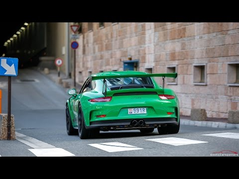 BEST of Supercar Sounds in Monaco and Cannes 2016 !