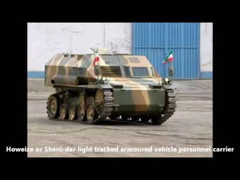 Howeize Or Sheni Dar Light Armoured Vehicle Personnel Carrier Iran Iranian Ar