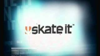 Skate It Wii Gameplay + Bails