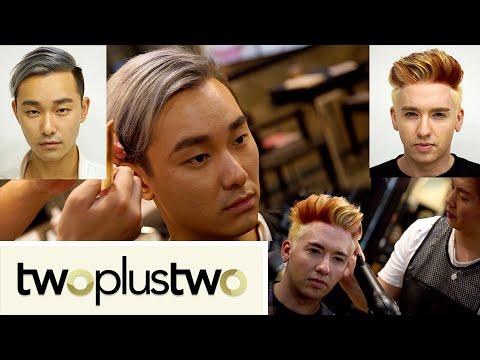 KPop Hair Styles for Men