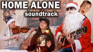 HOME ALONE GUITAR COVER (Brenda Lee - Rocking around the christmas tree)