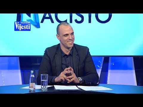 NAČISTO sa Petrom Komnenićem (gosti: Sergej Sekulović i Ana Novaković) - TV VIJESTI 07.02.2019.