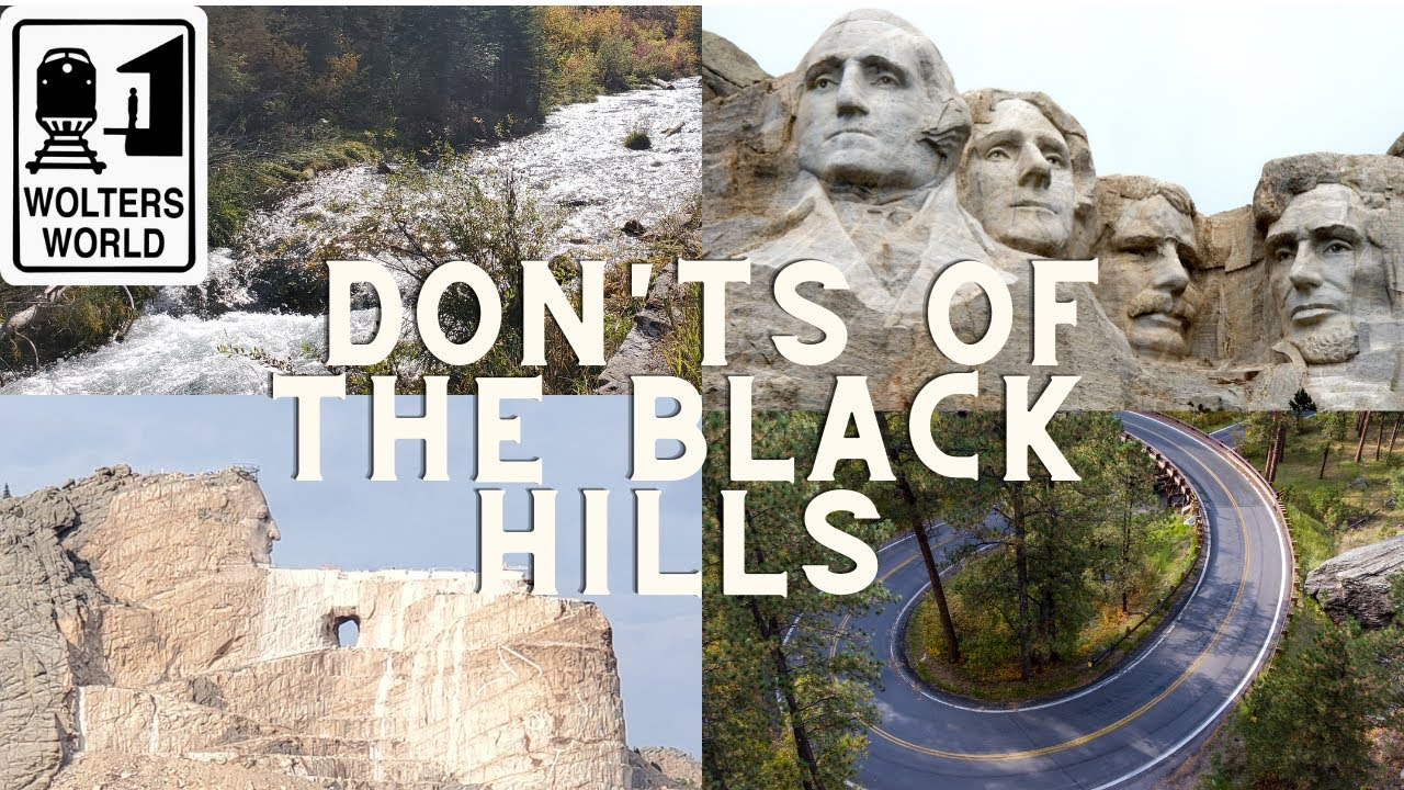 Download What NOT to do in Deadwood & The Black Hills of South Dakota