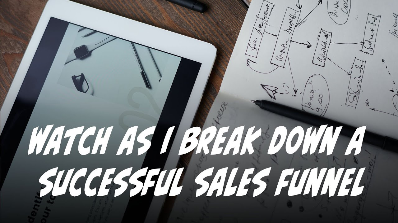 A Step By Step Breakdown of a Funnel Generating 50-100 Sales Every Single Day