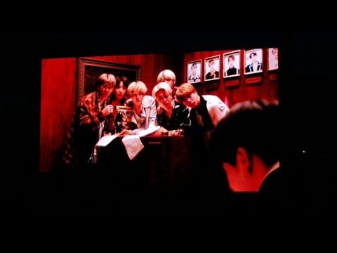 190615 Magic Shop Cute VCR @ BTS 방탄소년단 5th Muster Fanmeeting Magic Shop Busan 매직샵 부산 Concert Fancam