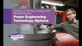 Power Engineering Technology Diploma program
