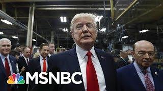 In Tweet, President Donald Trump Says Kim Jong Un 'Obviously A Madman' | Morning Joe | MSNBC