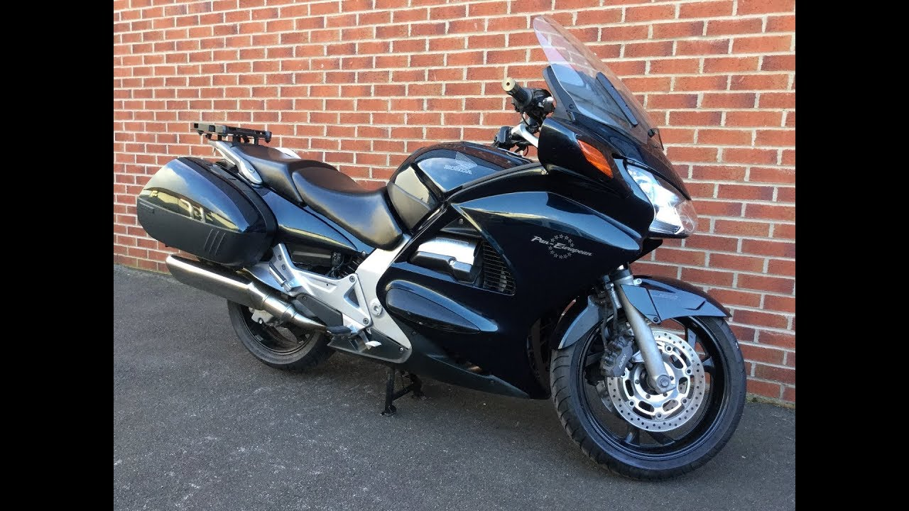 2002 honda st1300 pan european 43303 miles for sale. Black Bedroom Furniture Sets. Home Design Ideas