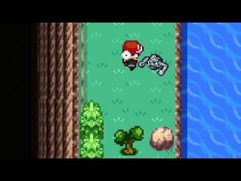 Pokemon Rusty: HM Madness