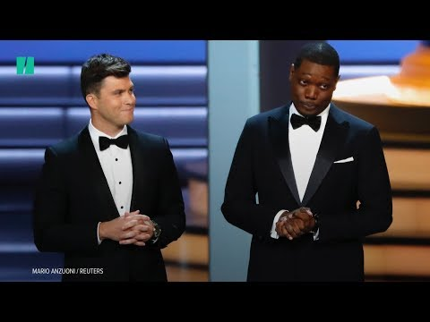 The Emmys Mock Their Own Diversity Problem