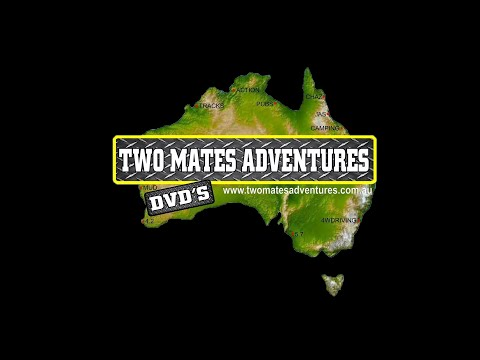 Darling River Run - Real Australian 4WD Action With Two Mates Adventures DVD Trailer