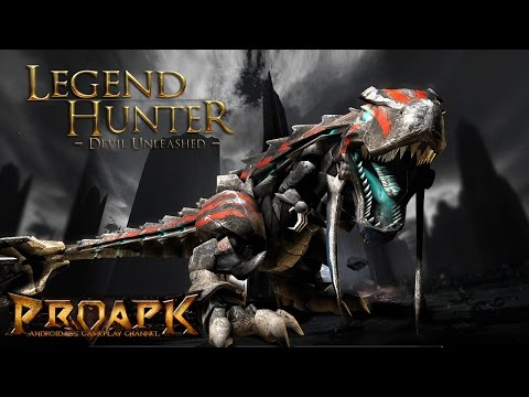 Legend Hunter - Devil Unleashed Gameplay Android / iOS