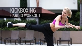 Kickboxing Cardio Workout