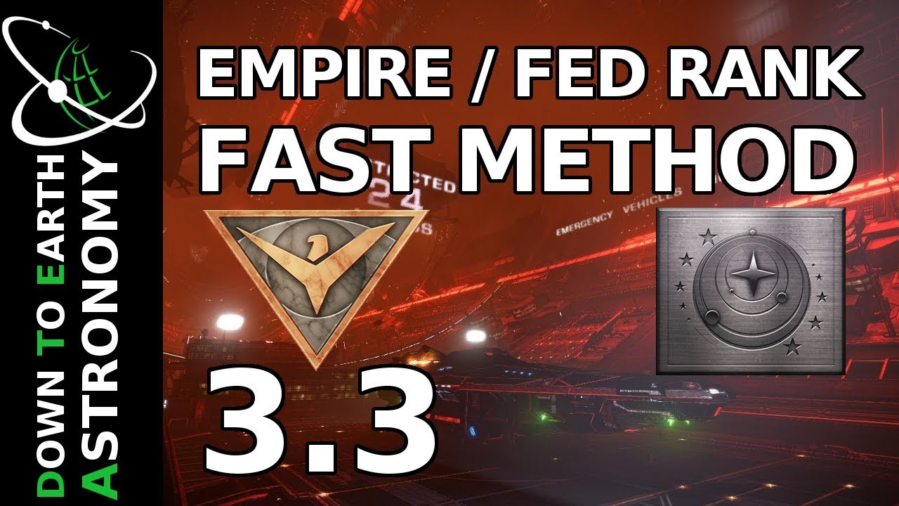 Current best Fed rank grind? | Frontier Forums
