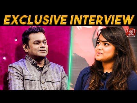 A.R Rahman's Special Gift - Singer Rakshita Reveals | Exclusive Interview