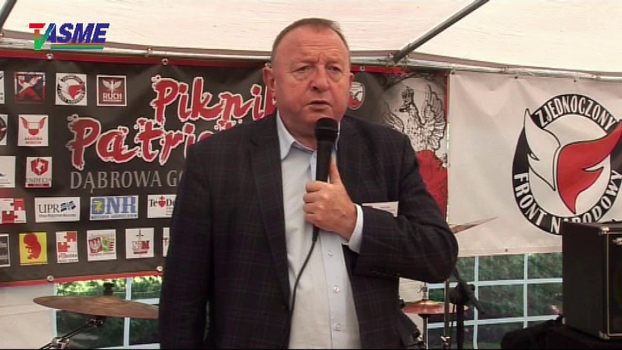 Polska na tle polityki światowej – wykład Stanisława Michalkiewicza, Dąbrowa Górnicza 09.09.2017