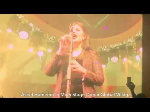 Download اصيل هميم - Aseel Hameem live performances on main Stage of Global Village Dubai Mp4 baru