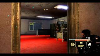 Alpha Protocol PC: Stealth gameplay 1080p